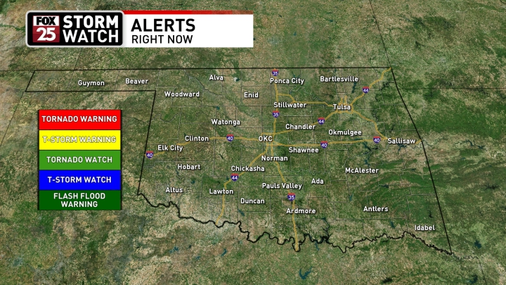 Oklahoma City Weather | News, Weather, Sports, Breaking News