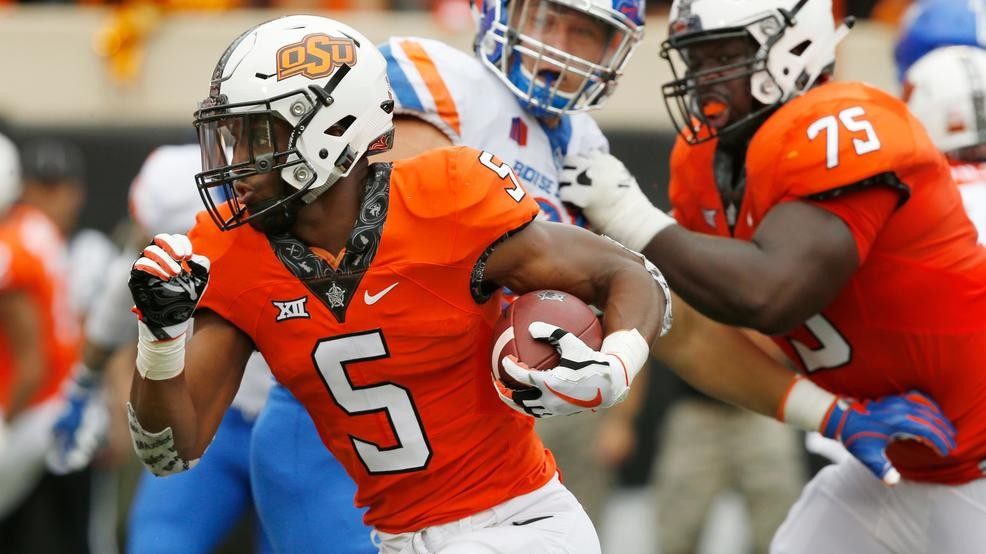 Image result for oklahoma state running back\