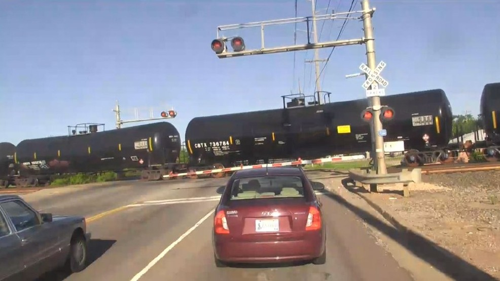 Ask Fox: How long can a train block a crossing legally in Oklahoma