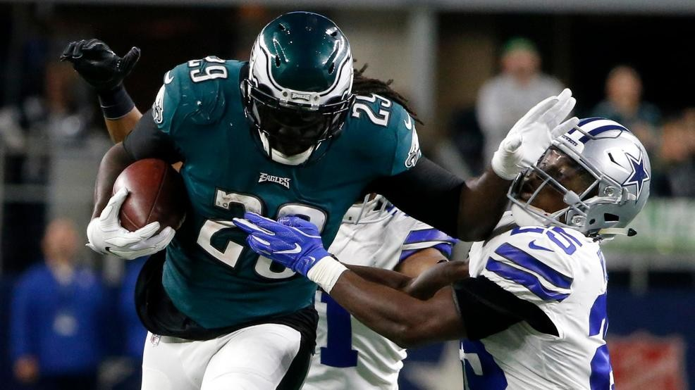 on sale aa202 aba64 Blount and Long brought winning ways to the Eagles | KOKH