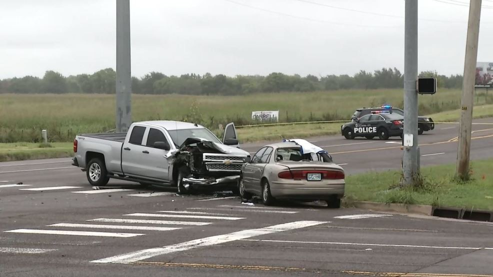 One dead in crash in southwest Oklahoma City | KOKH