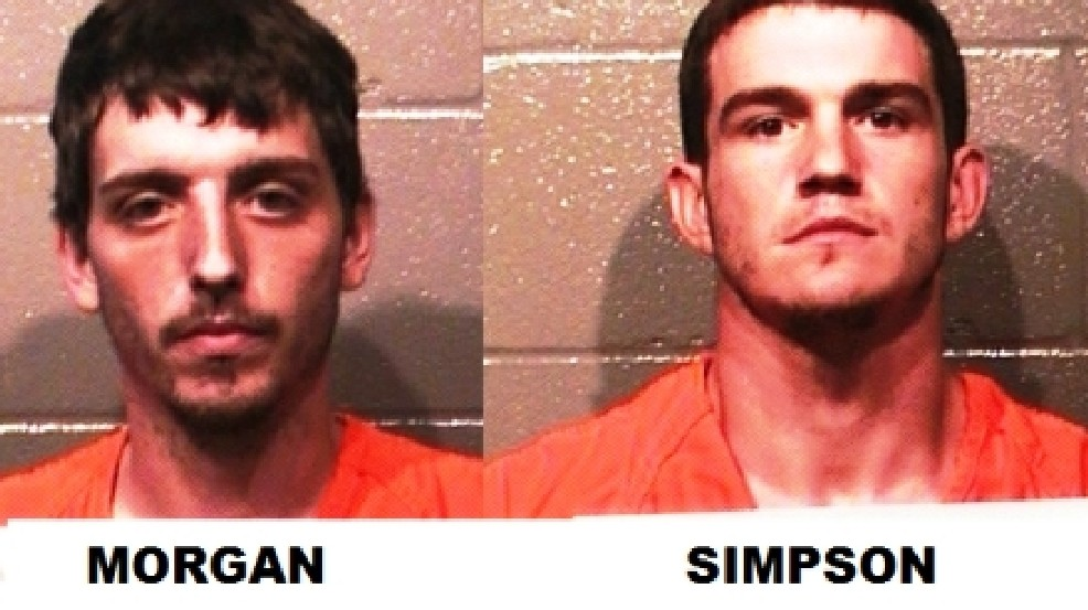 Cleveland County deputy arrests two for looting | KOKH