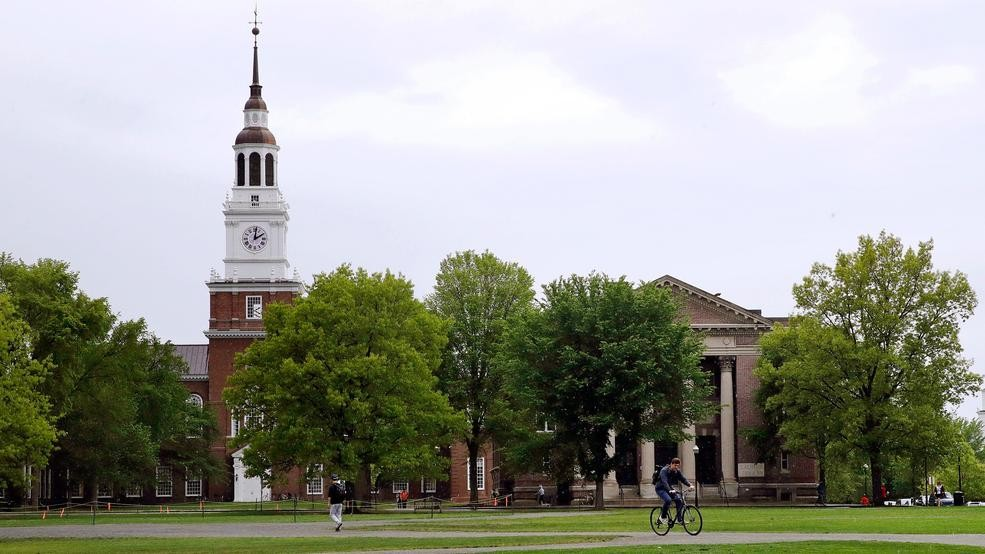 Dartmouth announces new sexual misconduct policy | KOKH