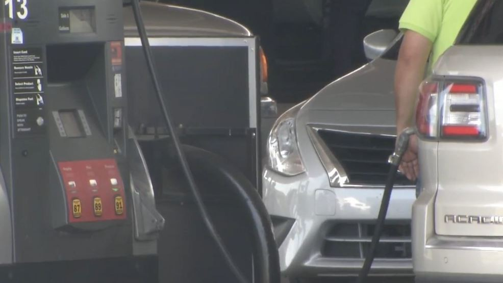 Gas Prices Okc >> Okc Gas Prices Fall 2 Cents Stay Over 2 Per Gallon Kokh