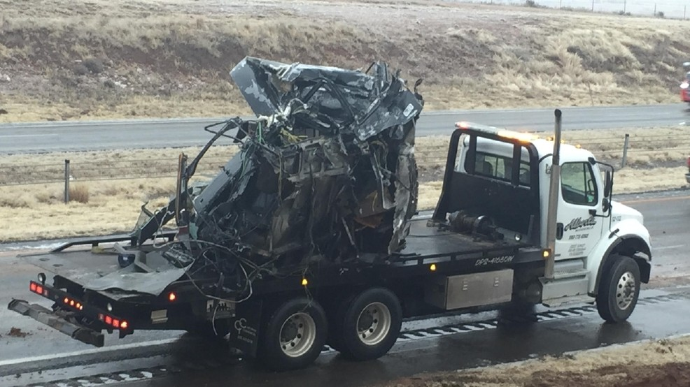 OHP: One dead in crash west of Weatherford on I-40 | KOKH