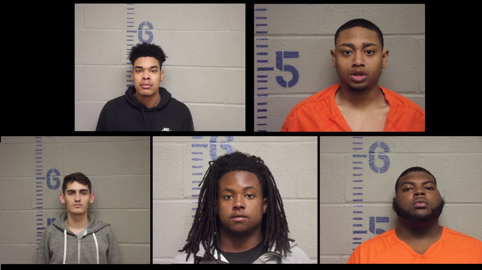5 Arrested In Connection To Langston University Shooting Kokh