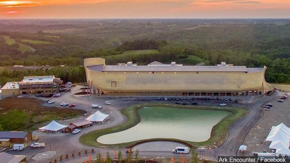 Lawsuit: Water damage at Noah's Ark attraction in Kentucky