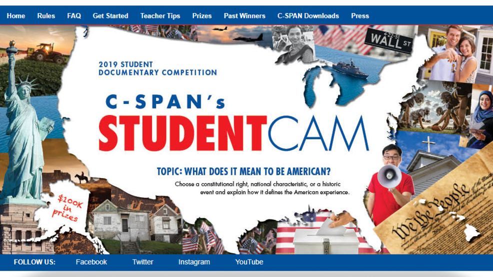 Edmond students receive awards in C-SPAN competition | KOKH